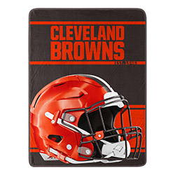 NWFMR059CLB-NFL MICRO THROW - BROWNS