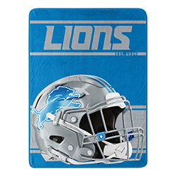 NWFMR059DL-NFL MICRO THROW - LIONS