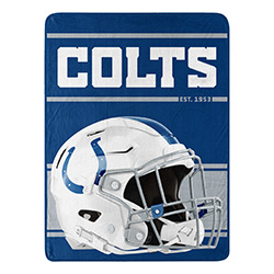 NWFMR059IC-NFL MICRO THROW - COLTS