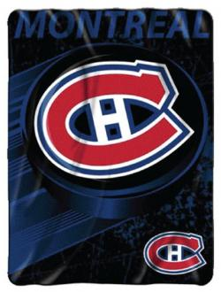 NWH09MRMC-NHL MICRO THROW - CANADIEN(6)