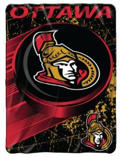 NWH09MROS-NHL MICRO THROW - SENATORS(6)