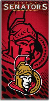 NWHBETO1OS-NHL BEACH TOWEL 30X60- SENS
