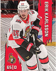 NWHMRPS4OSEK-NHL MICRO THROW-E KARLSSON