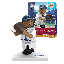 OYOBABJT-MLB FIG BRAVES TEHERAN