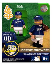 OYOBMBBB-MLB FIG BREWERS BREWER M