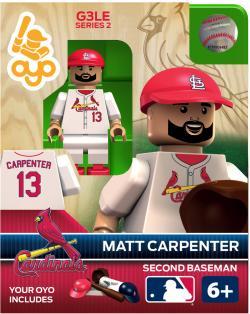 OYOBSLCMC-MLB FIG CARDINALS CARPENTER