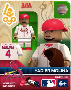 OYOBSLCYM-MLB FIG CARDINALS MOLINA