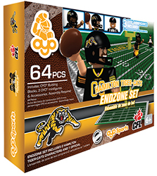 OYOCFLEZHTC-CFL ENDZONE SET TIGER CATS