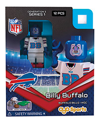 OYOFBBBB-NFL FIG BILLS BILLY BUFFALO M