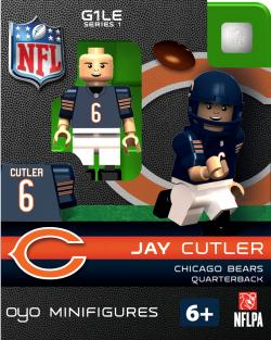 OYOFCBJC-NFL FIG BEARS CUTLER