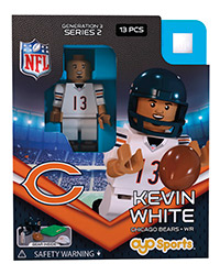 OYOFCBKW-NFL FIG BEARS WHITE