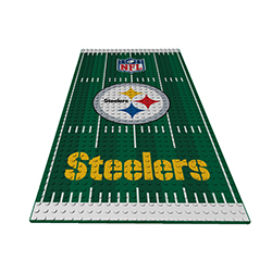 OYOFDPPS-NFL DISPLAY PLATE STEELERS