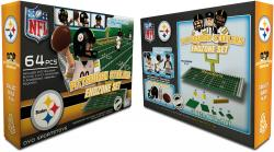 OYOFEZPS-NFL ENDZONE SET STEELERS