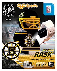 OYOHBBTR-NHL FIG BRUINS RASK G