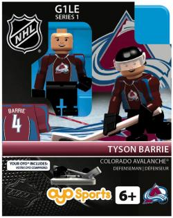 OYOHCATB-NHL FIG AVALANCHE BARRIE