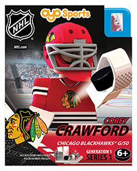 OYOHCBHCC-NHL FIG BLACKHAWKS CRAWFORD G