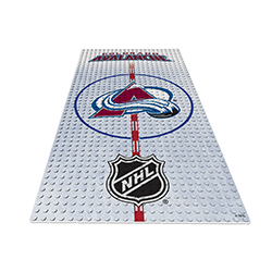 OYOHDPCA-NHL DISPLAY PLATE AVALANCHE