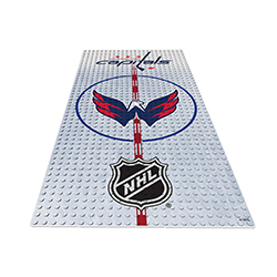 OYOHDPWC-NHL DISPLAY PLATE CAPITALS
