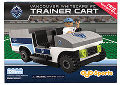 OYOSTCVW-MLS TRAINER CART WHITECAPS