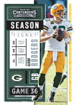 PAF20CO-2020 PANINI CONTENDERS FOOTBALL