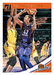 19 PANINI DONRUSS WNBA BASKETBALL