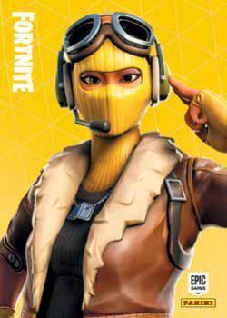 PAM20FN2GF-2020 PANINI FORTNITE SERIES 2 GRAVITY FEED