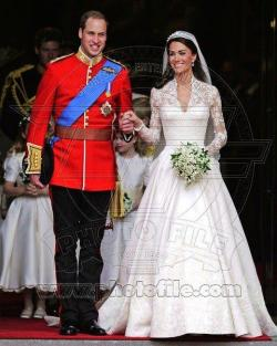 PFRW810KW-8X10 PHOTO 2011 ROYAL WEDDING