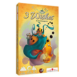 PGS206-3 WISHES CARD GAME