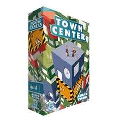 PGSLDR143000-TOWN CENTER GAME (4TH ED)