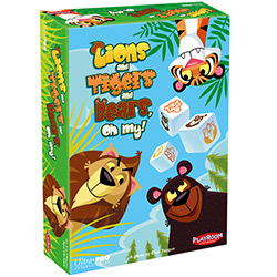 PLE18420-LIONS & TIGERS & BEARS OH MY!