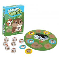 PLE18430-GOPHER BROKE BOARD GAME