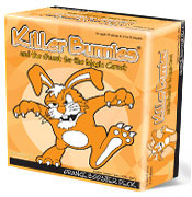 PLE43100-KILLER BUNNIES QUEST ORANGE BK