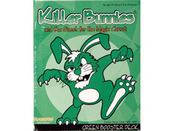 PLE44100-KILLER BUNNIES QUEST GREEN BK