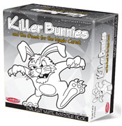 PLE45100-KILLER BUNNIES QUEST WHITE BK