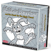 PLE46100-KILLER BUNNIES QUEST STEEL BK