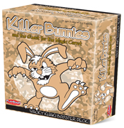 PLE48100-KILLER BUNNIES QUEST KHAKI BK