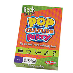 PLE66201-GEEK OUT! POP CULTURE PARTY
