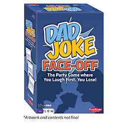 PLE66900-DAD JOKE FACE-OFF GAME
