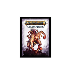 PLFUW82705-WARHAMMER SLEEVES 50PK DEATH