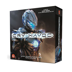 PLG207-CRY HAVOC STRATEGY GAME