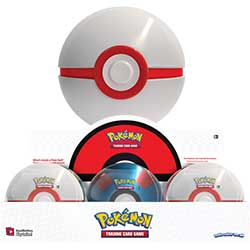 POKEMON 2019 POKE BALL TIN FALL