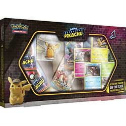 POKEMON DETECTIVE PIKACHU FIGURE BOX