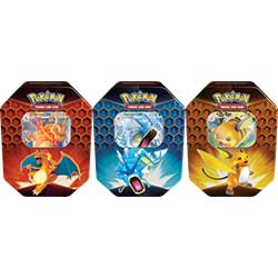 POKEMON HIDDEN FATES TIN