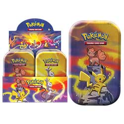 POKEMON KANTO POWER MINI TINS 10CT
