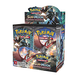 POKEMON SM3 BOOSTER BOX