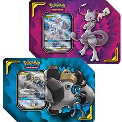 POKEMON POWER PARTNERSHIP TAG TEAM TIN