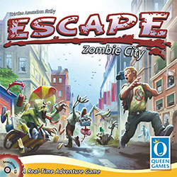 QNG10032-ESCAPE: ZOMBIE CITY (MULTI)