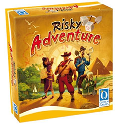 QNG10191-RISKY ADVENTURE GAME