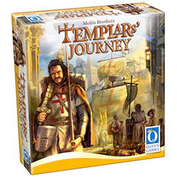 QNG20111-TEMPLARS' JOURNEY GAME