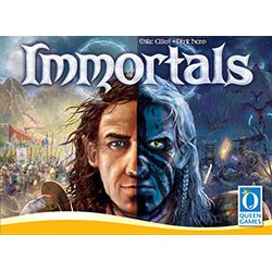 QNG20172-IMMORTALS BOARD GAME